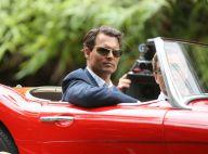 Quand Johnny Depp laisse tomber le style pirate pour... le costard ! Trop classe !