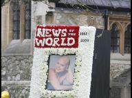 Les émouvantes obsèques de Jade Goody... une ferveur populaire incroyable ! Regardez...