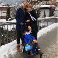Tereza Kacerova a partagé des photos d'elle et d'Avicii sur son compte Instagram, avril 2018