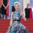 Cate Blanchett (robe Mary Katrantzou) - Montée des marches du film «Cold War» lors du 71ème Festival International du Film de Cannes. Le 10 mai 2018 © Borde-Jacovides-Moreau/Bestimage