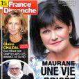 Couverture du magazine France Dimanche en kisoques le 11 mai 2018