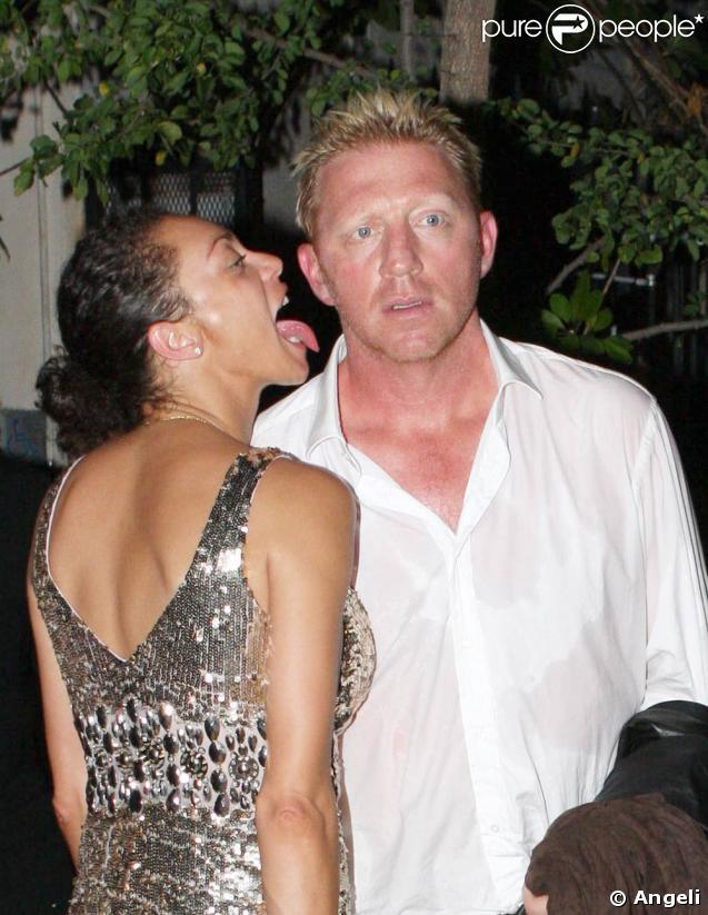 Boris Becker et sa fiancée Charlely Kerssenberg préparent leur mariage suisse... depuis Miami !