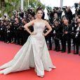 """Aishwarya Rai - Montée des marches du film """" Le Grand Bain """" lors du 71ème Festival International du Film de Cannes. Le 13 mai 2018 © Giancarlo Gorassini / Bestimage"""