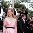 Chiara Ferragni - Montée des marches du film «Le Grand Bain» lors du 71ème Festival International du Film de Cannes. Le 13 mai 2018 © Borde-Jacovides-Moreau/Bestimage