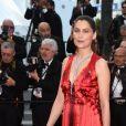 """Laetitia Casta (bijoux Chopard) - Montée des marches du film """" Le Grand Bain """" lors du 71ème Festival International du Film de Cannes. Le 13 mai 2018 © Giancarlo Gorassini / Bestimage"""