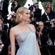 """Diane Kruger - Montée des marches du film """" Le Grand Bain """" lors du 71ème Festival International du Film de Cannes. Le 13 mai 2018 © Borde-Jacovides-Moreau/Bestimage"""