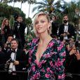 Anja Rubik - Montée des marches du film «Le Grand Bain» lors du 71ème Festival International du Film de Cannes. Le 13 mai 2018 © Borde-Jacovides-Moreau/Bestimage
