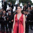 Laetitia Casta - Montée des marches du film «Le Grand Bain» lors du 71ème Festival International du Film de Cannes. Le 13 mai 2018 © Borde-Jacovides-Moreau/Bestimage