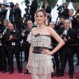 """Marion Cotillard - Montée des marches du film """" Le Grand Bain """" lors du 71ème Festival International du Film de Cannes. Le 13 mai 2018 © Borde-Jacovides-Moreau/Bestimage"""