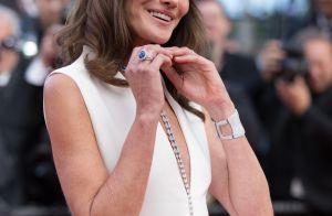 Cannes 2018 : Carla Bruni, au top, irradie de beauté devant Laetitia Casta