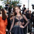 Anna Andres - Montée des marches du film «Le Grand Bain» lors du 71ème Festival International du Film de Cannes. Le 13 mai 2018 © Borde-Jacovides-Moreau/Bestimage