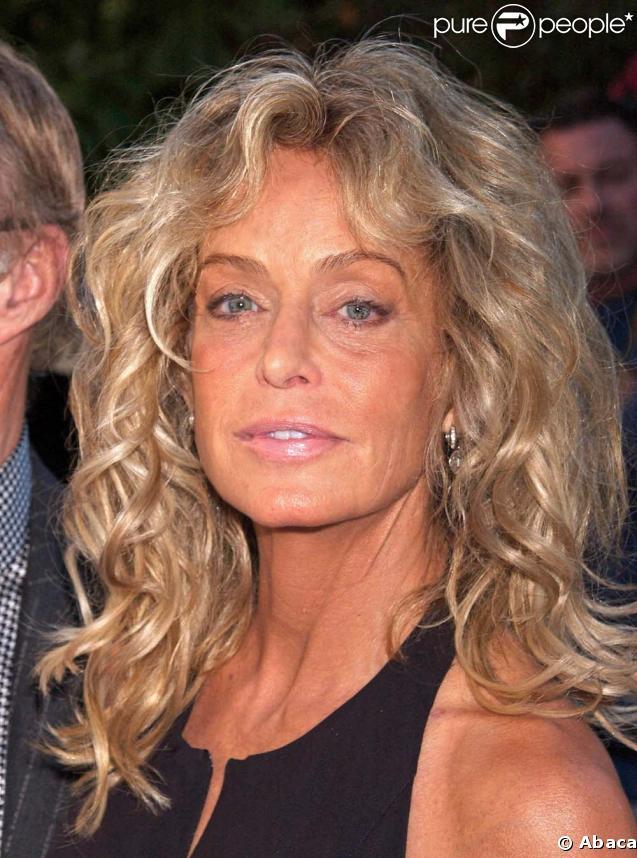 Farrah Fawcett en 2005.