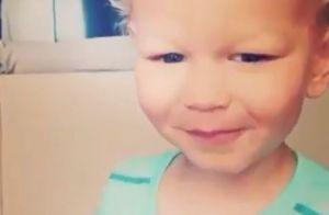 Ingrid Chauvin : Son fils Tom a bien grandi et possède... son compte Instagram !