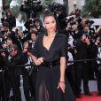 Flora Coquerel - Montée des marches du film «Blackkklansman» lors du 71ème Festival International du Film de Cannes. Le 14 mai 2018 © Borde-Jacovides-Moreau/Bestimage