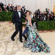 Amal et George Clooney au Met Gala à New York, le 7 mai 2018