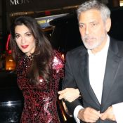 Amal Clooney : L'épouse de George provoque la colère d'un célèbre designer...