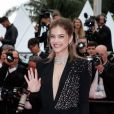 "Barbara Palvin - Montée des marches du film "" Burning "" lors du 71ème Festival International du Film de Cannes. Le 16 mai 2018 © Borde-Jacovides-Moreau/Bestimage"