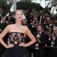 "Toni Garrn - Montée des marches du film "" Burning "" lors du 71ème Festival International du Film de Cannes. Le 16 mai 2018 © Borde-Jacovides-Moreau/Bestimage"