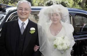 Françoise Laborde : découvrez les photos de son mariage !