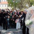 Le mariage de Françoise Laborde