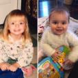 Alexia Mori et Louise, Instagram, 12 février 2018