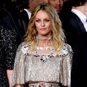 Vanessa Paradis éclatante : elle réveille le tapis rouge de Cannes