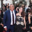 Samy Naceri et sa compagne Marie - Montée des marches du film «Ahlat Agaci» lors du 71ème Festival International du Film de Cannes. Le 18 mai 2018 © Borde-Jacovides-Moreau/Bestimage
