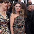 Elodie Bouchez et guest - Montée des marches du film «Ahlat Agaci» lors du 71ème Festival International du Film de Cannes. Le 18 mai 2018 © Borde-Jacovides-Moreau/Bestimage