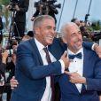 Sami Naceri et son frère Larbi Naceri - Montée des marches du film «Ahlat Agaci» lors du 71ème Festival International du Film de Cannes. Le 18 mai 2018 © Borde-Jacovides-Moreau/Bestimage