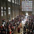 Le prince Harry et Meghan Markle, duc et duchesse de Sussex, ont célébré leur mariage le 19 mai 2018 en la chapelle St George à Windsor. Une cérémonie marquée notamment par leur émouvante complicité amoureuse, qui sautait aux yeux...