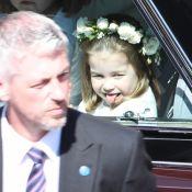 Mariage d'Harry et Meghan : Charlotte de Cambridge, l'autre star du jour !