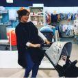 Laetitia Milot cherche la poussette de ses rêves, Instagram, 12 avril 2018