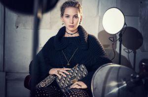 Jennifer Lawrence   Masculine pour la nouvelle campagne Dior de cet hiver afb3c6196be