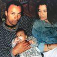 Tina Kunakey avec ses parents