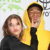 Jaden Smith et Odessa Adlon : Le jeune couple s'éclate sur le tapis rouge