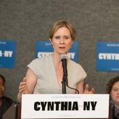 Cynthia Nixon : Échec pour ses premiers pas politiques à New York