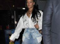 Rihanna : Sexy en lingerie pour de nouveaux tutos beauté