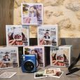 Semi-exclusif - Illustration - Soirée de lancement de l'appareil photo Instax SQ6 de Fujifilm à l'Instax Square House à Paris le 24 mai 2018. © Giancarlo Gorassini/Bestimage