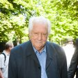 """Décès de Pierre Bellemare à l'âge de 88 ans - Pierre Bellemare - Arrivée des people sur l'émission """"Vivement dimanche"""" à Paris le 11 juin 2014."""
