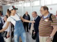 Laury Thilleman : Sa danse endiablée et improvisée en plein aéroport