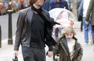 Liam Gallagher (Oasis) : Son fils Lennon, mannequin pour Saint Laurent