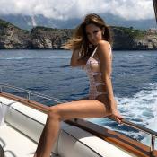Nabilla Benattia torride : Elle pose avec une ancienne Miss Univers !