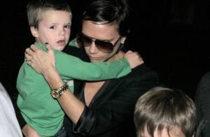 Retour de la famille Beckham à Los Angeles... mais sans David !
