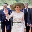 La reine Maxima des Pays-Bas lors de l'inauguration du centre Princesse Maxima pour L'oncologie pédiatrique à Utrecht le 5 juin 2018. 05/06/2018 - Utrecht