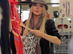 Lindsay Lohan : pas prête à devenir maman