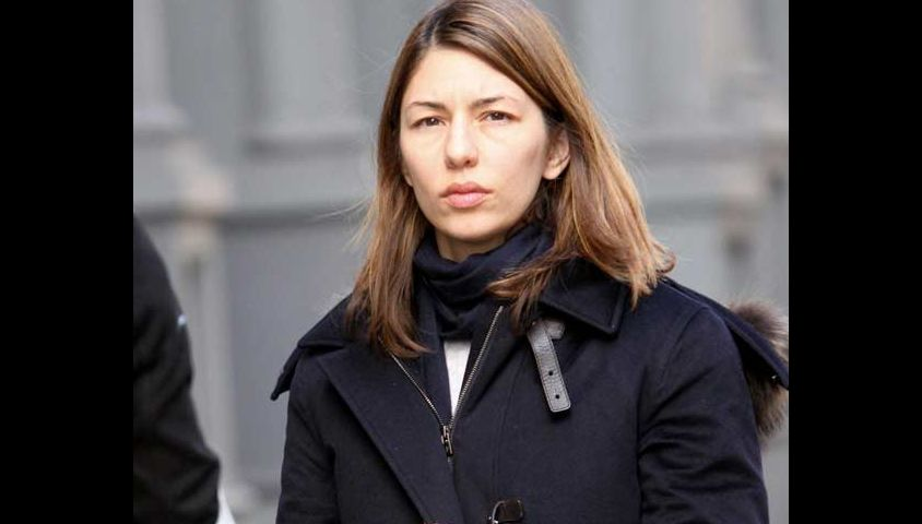 Sofia Coppola à New-York