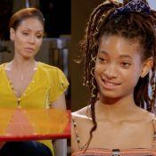Jada Pinkett Smith et sa fille Willow : Sexe, orgasmes... Zéro tabou entre elles !