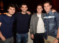 Tximista Lizarazu, Luca et Enzo Zidane : Les fils de Bixente et Zizou réunis