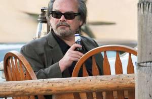 Jack Nicholson pris en flagrant délit... de drague !