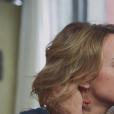 """Coralie et Clément en couple dans """"Plus belle la vie"""" sur France 3."""